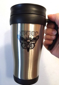 MWROC Eaglefly Travel Mug