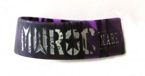 MWROC silicone wristband